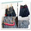 Comment transformer un jean en jupe à frou-frou en moins d'une heure…