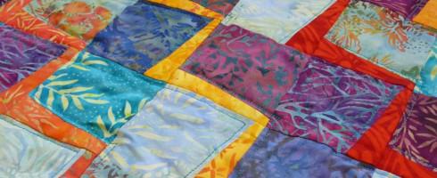 Livia, modèle de patchwork gratuit