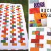 Un nouveau modèle de patchwork gratuit : Sucre d'orge