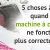 Dépanner votre machine à coudre