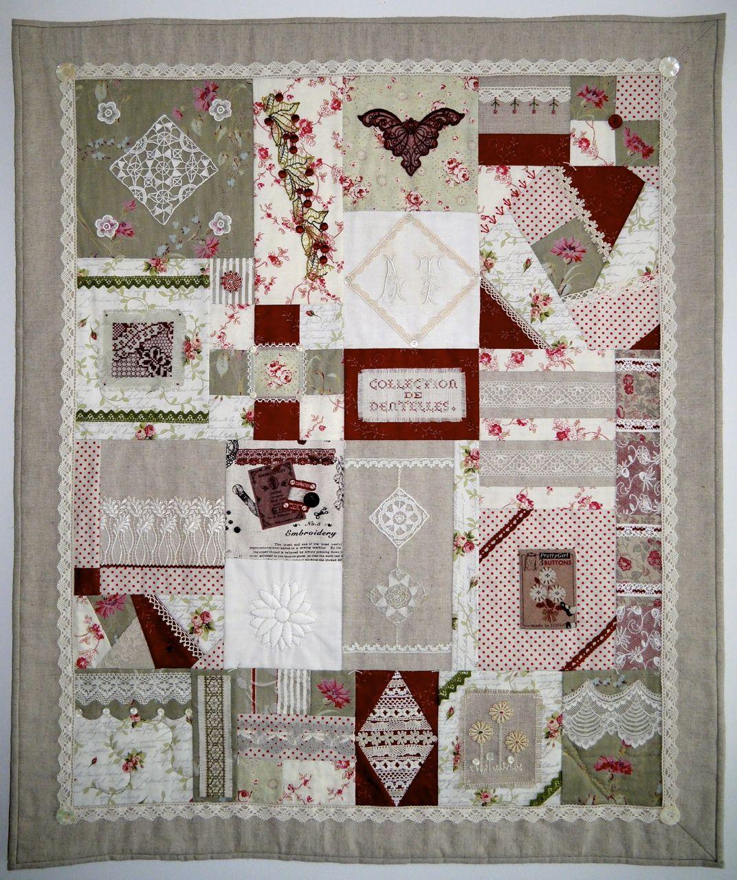 au fil d 39 emma id es patchwork et couture facile image 38. Black Bedroom Furniture Sets. Home Design Ideas