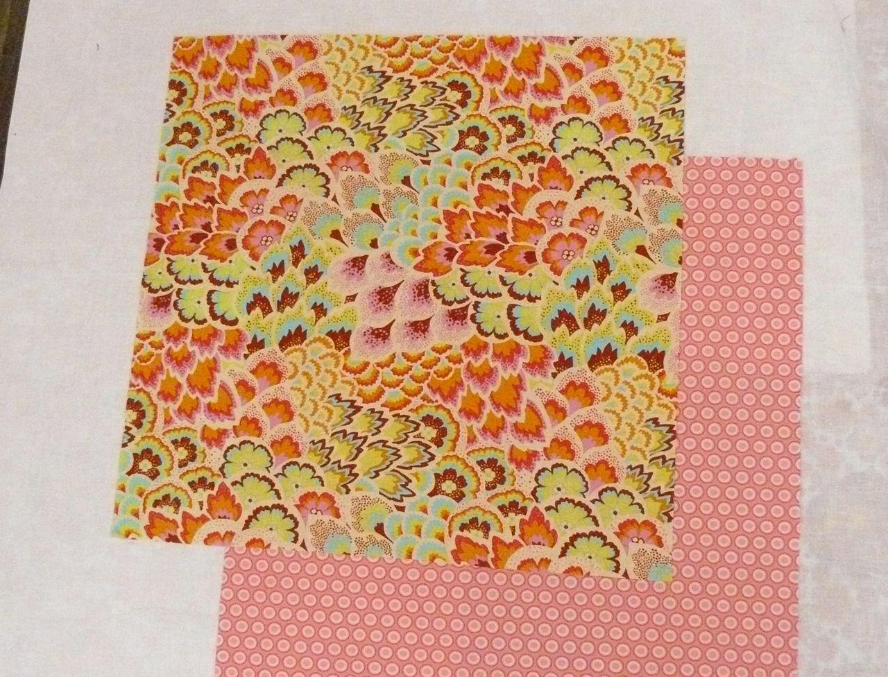 Une jolie boite r versible au fil d 39 emma id es for Maison en tissu enfant