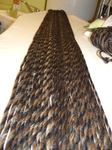 comment coudre tricot et tissu