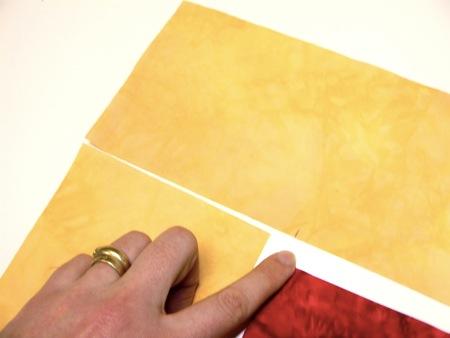 tuto comment faire des angles en onglet pour vos patchs au fil d id 233 es patchwork et