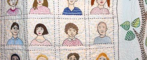 Festival of quilts #7, des idées de cadeaux personnalisés