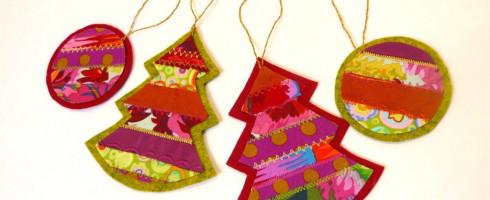 Challenge de Noël #9 : Petites décorations de sapin