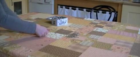Comment bâtir un quilt