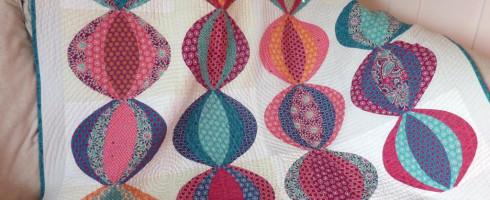 Modèle patchwork gratuit Henna
